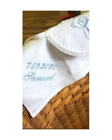 Piccolo Asciugamano in lino Leonardo