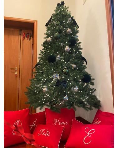 Cuscini arredo natalizi personalizzati