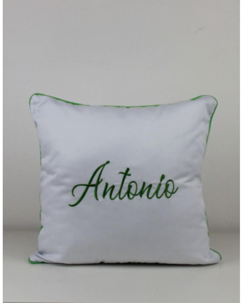 Cuscino Antonio in cotone 40x40 cm
