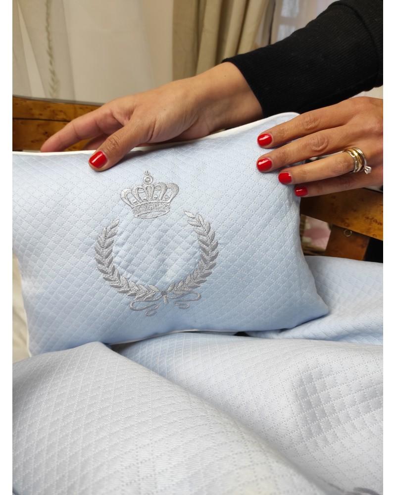 Cuscino decorativo per culletta