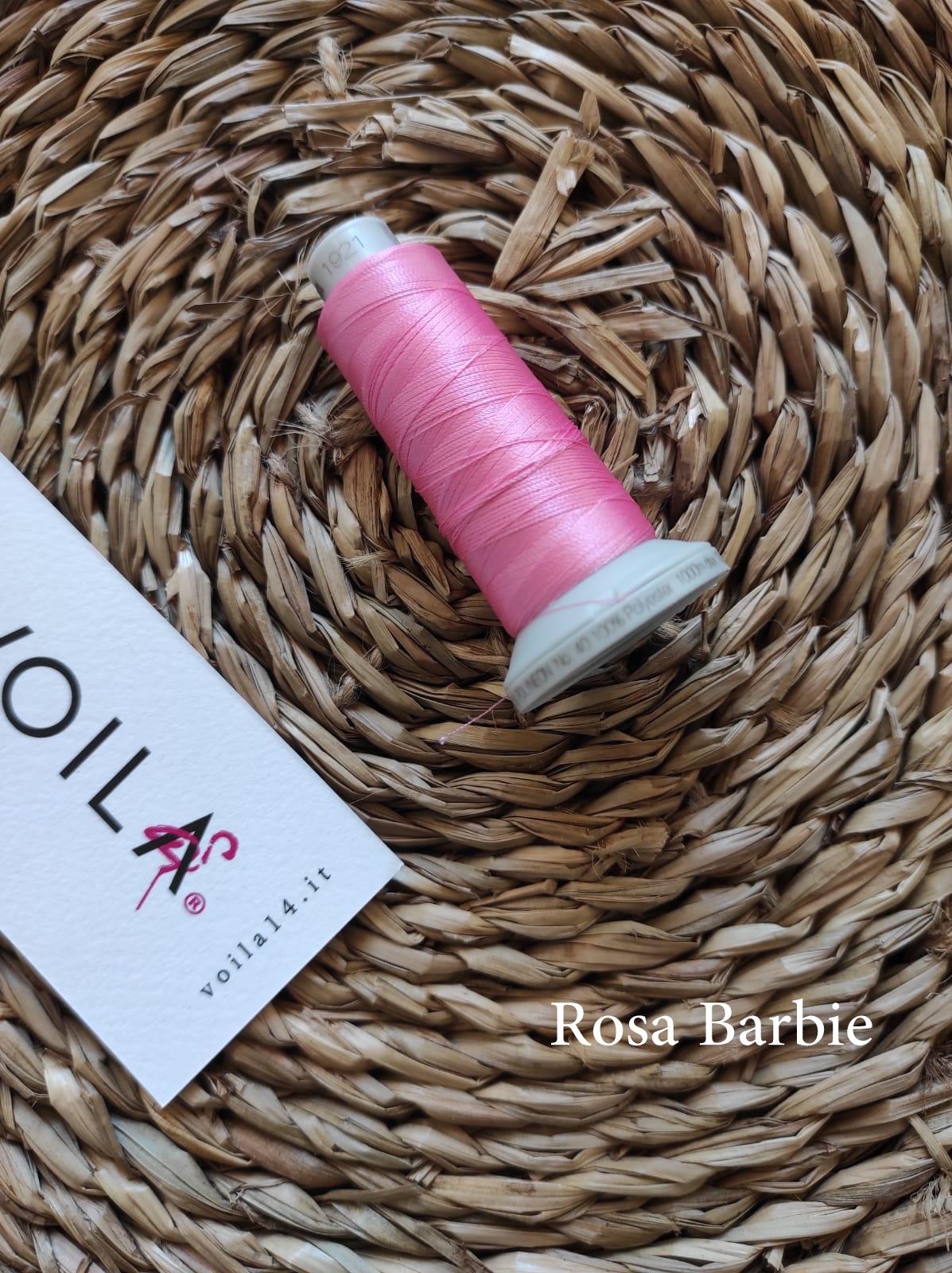 Rosa Barbie